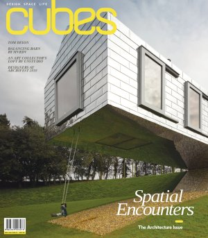 Cubes Magazine Singapore Front Cover January 2011
